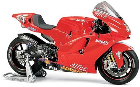 Ducati motorcycle case study