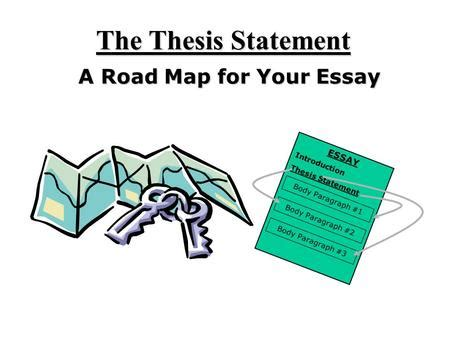 Thesis Statement - Examples and Definition Thesis Statement